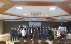 برگزاری توموربورد ارونکولوژی در سالن همایش های بیمارستان بهمن