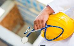 انتخاب واحد بهداشت حرفه ای بیمارستان بهمن به عنوان ده درصد برتر واحدهای بهداشت حرفه ای